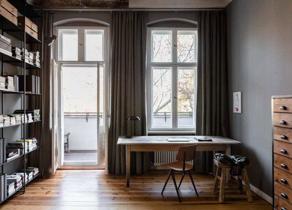 Apartamento en berl n del siglo xix grupo veta for Apartamentos en berlin