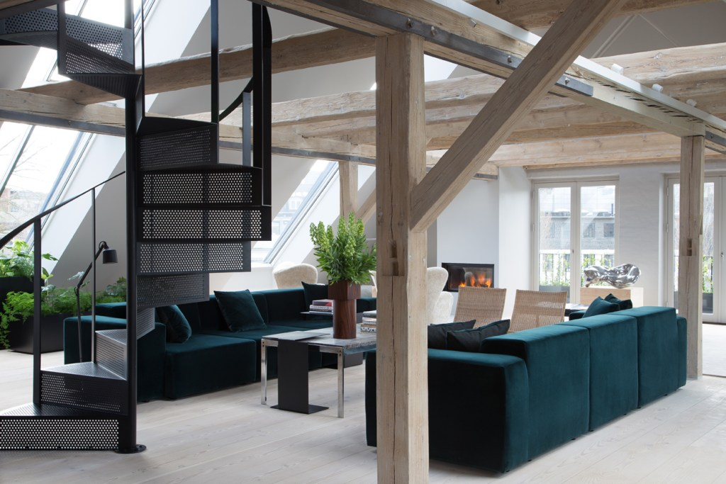 Vipp Hotel - a través de Coco Lapine Design blog