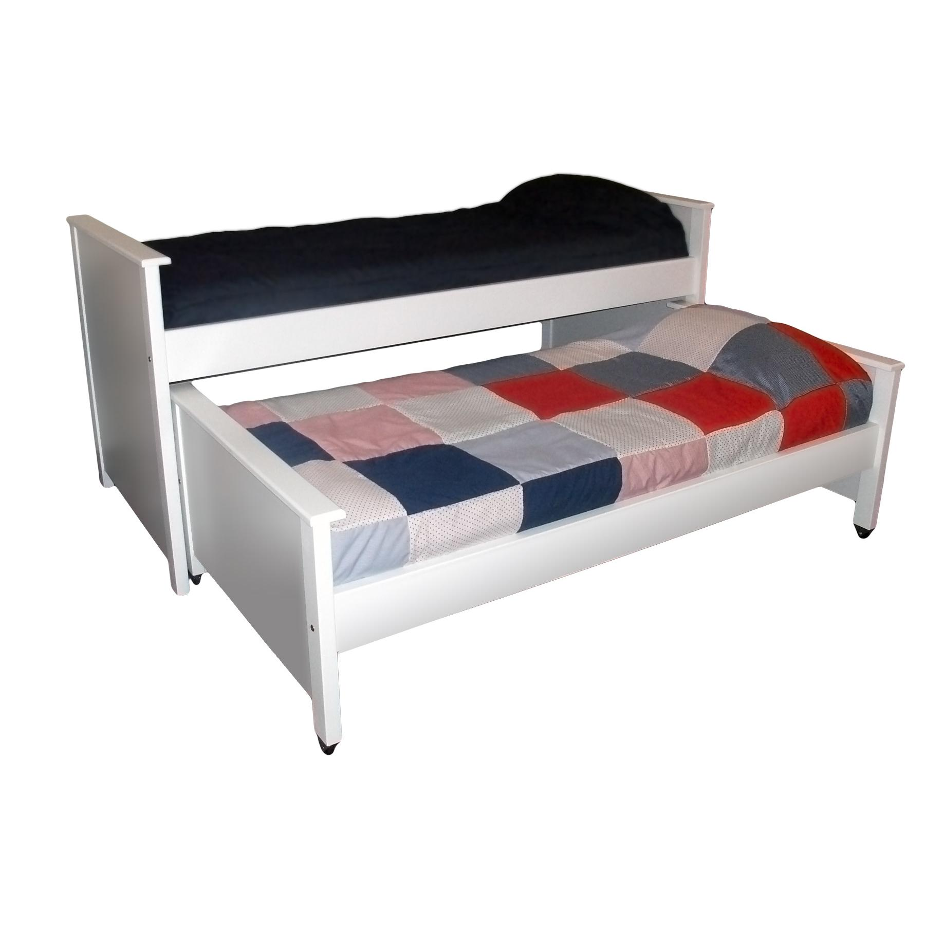 Cama nido doble nest f brica de muebles grupo veta for Cama nido doble barata