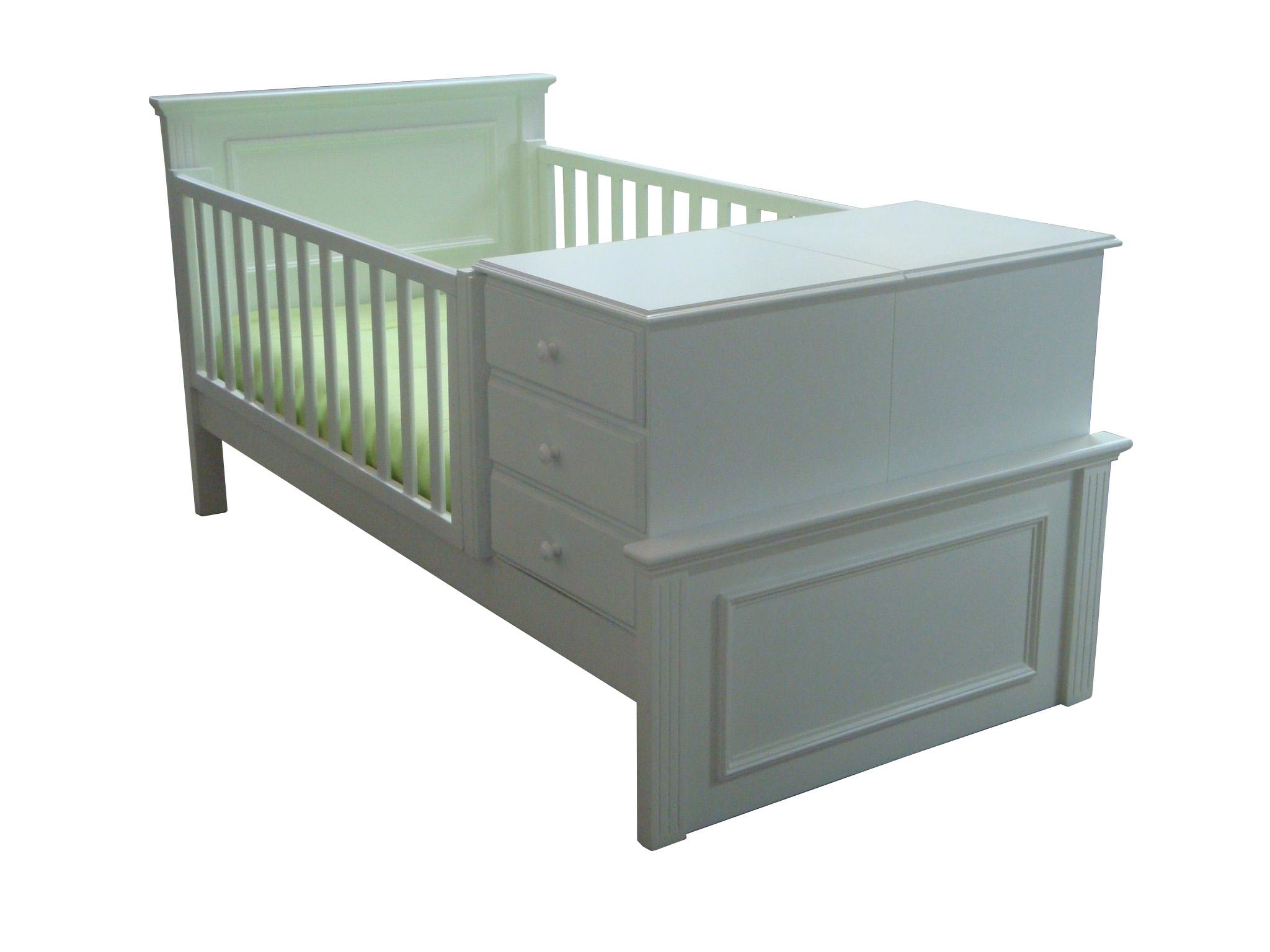 Cuna Funcional Moldurada • Fábrica de Muebles • Grupo Veta