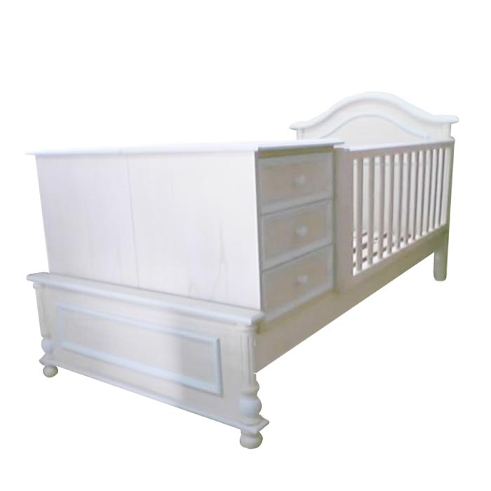 Cuna Funcional Stoca • Fábrica de Muebles • Grupo Veta