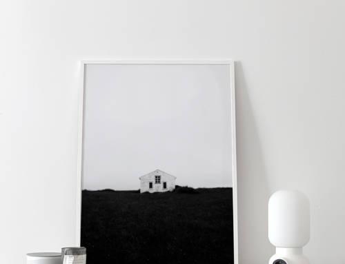 Nueva impresión en la tienda: 'Lonely House'