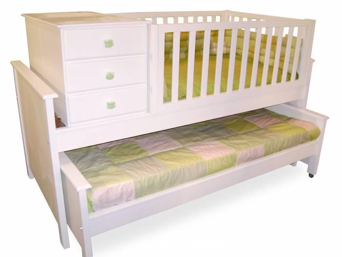 Cama nido doble nest con funcional somos fabricantes for Precio cama nido doble con cajones
