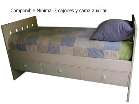 Divan Componible Minimal CIRCULOS